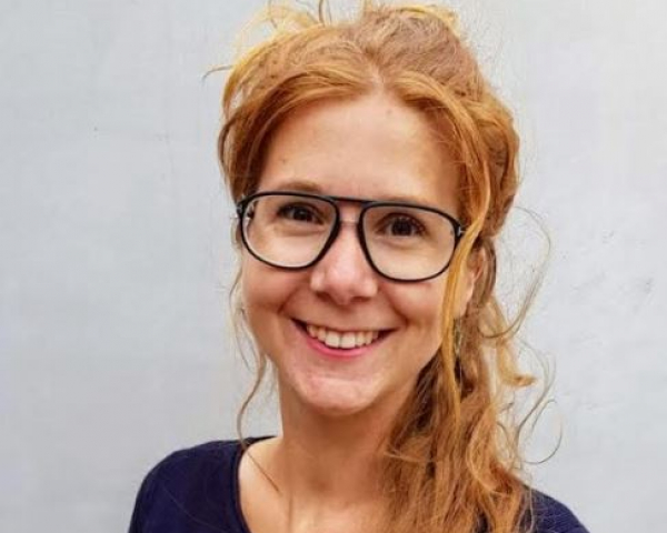 Diëtiste Charlotte Aarts