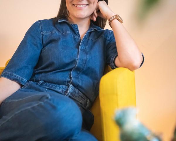 Jessica Berden diëtiste in zonhove maaltijdvervangers en lichaamsanalyse