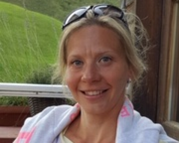 Diëtiste Freya Franck