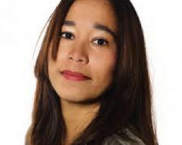 Olivia Wong Loi Sing is diëtiste in Hilversum