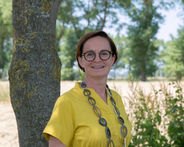 Véronique Lecluyse. Erkende diëtiste en EQ3-mentor